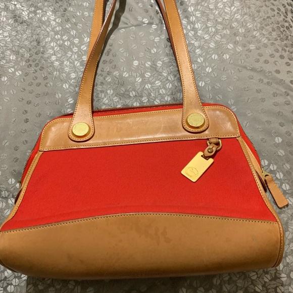 Dooney & Bourke Handbags - Vintage Red Dooney & Bourke Purse